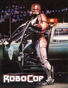 RoboCop - 27 x 40 Movie Poster - Style B