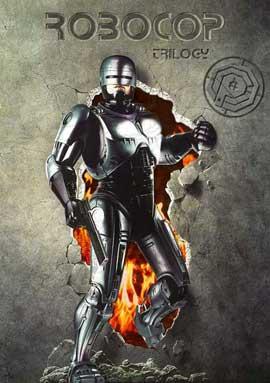 RoboCop - 27 x 40 Movie Poster - Style C