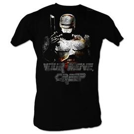 RoboCop - Your Move, Creep T-Shirt