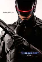 """RoboCop"" Movie Poster"