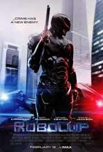 RoboCop - DS 1 Sheet Movie Poster - Style B