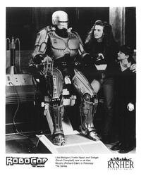 Robocop: The Series - 8 x 10 B&W Photo #1