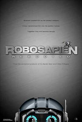 Robosapien: Rebooted - 11 x 17 Movie Poster - Style A