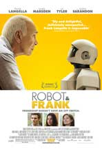Robot and Frank - 27 x 40 Movie Poster - Style A