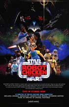 Robot Chicken: Star Wars - 11 x 17 Movie Poster - Style A
