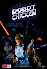 Robot Chicken: Star Wars - 27 x 40 Movie Poster - Australian Style A