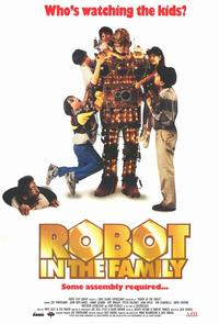 Robot in the Family - 11 x 17 Movie Poster - Style A