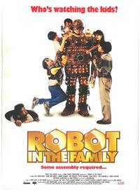 Robot in the Family - 27 x 40 Movie Poster - Style A
