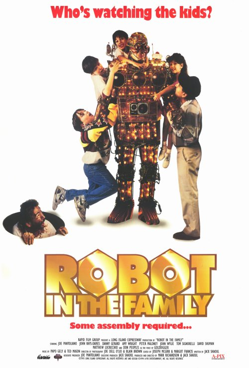 Robot in the Family movie