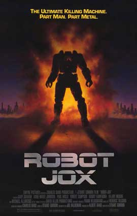 Robot Jox - 11 x 17 Movie Poster - Style A