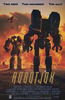 Robot Jox - 11 x 17 Movie Poster - Style B
