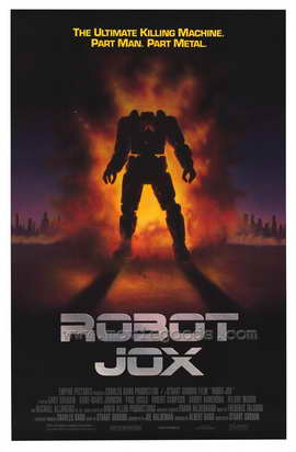 Robot Jox - 27 x 40 Movie Poster - Style A