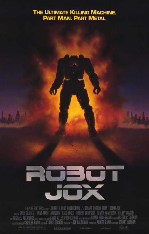 Robot Jox Movie Posters From Movie Poster Shop