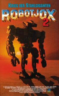 Robot Wars - 27 x 40 Movie Poster - German Style A
