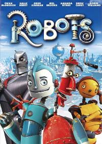 Robots - 27 x 40 Movie Poster - Style B