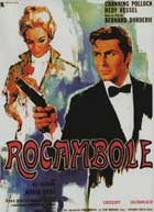 Rocambole - 11 x 17 Movie Poster - French Style A