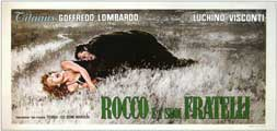 Rocco and His Brothers - 11 x 17 Movie Poster - Italian Style A