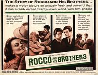 Rocco and His Brothers - 11 x 14 Movie Poster - Style A