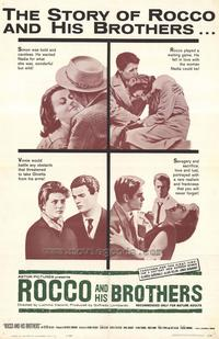 Rocco and His Brothers - 27 x 40 Movie Poster - Style A