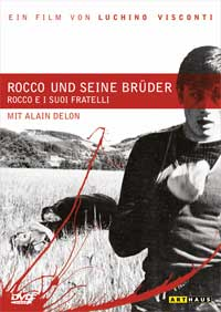 Rocco and His Brothers - 11 x 17 Movie Poster - German Style A