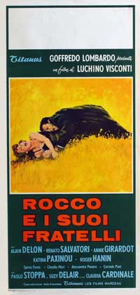 Rocco and His Brothers - 11 x 17 Movie Poster - Polish Style A