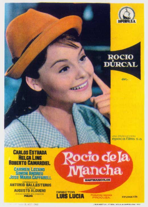 Rocio de La Mancha movie