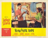 Rock-A-Bye Baby - 11 x 14 Movie Poster - Style E