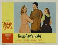 Rock-A-Bye Baby - 11 x 14 Movie Poster - Style F