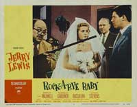 Rock-A-Bye Baby - 11 x 14 Movie Poster - Style G
