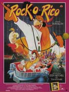 Rock-a-Doodle - 11 x 17 Movie Poster - French Style A