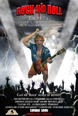 Rock and Roll: The Movie - 11 x 17 Movie Poster - Style A