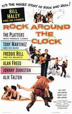 Rock Around the Clock - 11 x 17 Movie Poster - Style A
