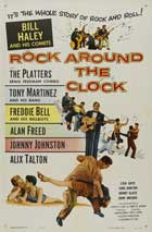 Rock Around the Clock - 27 x 40 Movie Poster - Style C