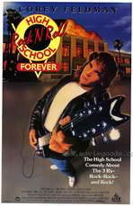 Rock 'n' Roll High School Forever - 27 x 40 Movie Poster - Style A