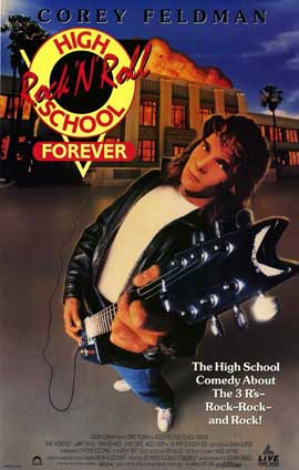 Rock 'n' Roll High School Forever - 11 x 17 Movie Poster - Style A