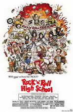 Rock 'n' Roll High School - 11 x 17 Movie Poster - Style A