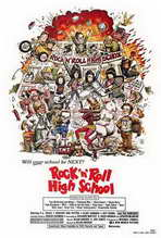 Rock 'n' Roll High School - 27 x 40 Movie Poster - Style A