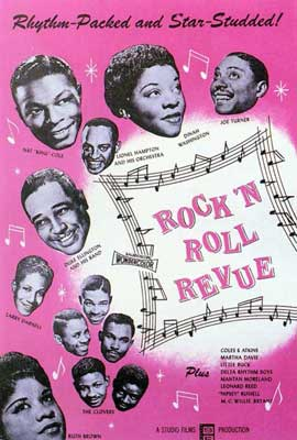 Rock 'n' Roll Revue - 27 x 40 Movie Poster - Style A