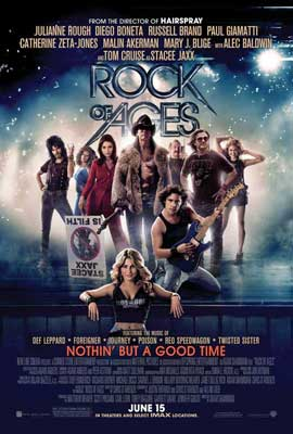 Rock of Ages - 11 x 17 Movie Poster - Style A