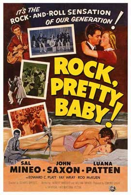 Rock, Pretty Baby! - 27 x 40 Movie Poster - Style A