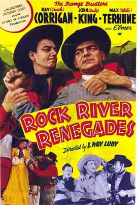 Rock River Renegades - 11 x 17 Movie Poster - Style A