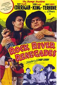 Rock River Renegades - 27 x 40 Movie Poster - Style A