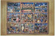 Rock scapes - Party/College Poster - 23 x 35 - Style A