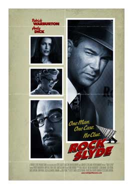 Rock Slyde - 43 x 62 Movie Poster - Bus Shelter Style A
