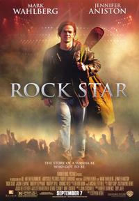 Rock Star - 43 x 62 Movie Poster - Bus Shelter Style A
