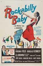 Rockabilly Baby - 27 x 40 Movie Poster - Style B