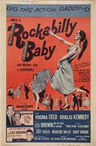 Rockabilly Baby - 11 x 17 Movie Poster - Style C