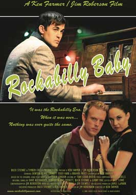 Rockabilly Baby - 27 x 40 Movie Poster - Style A