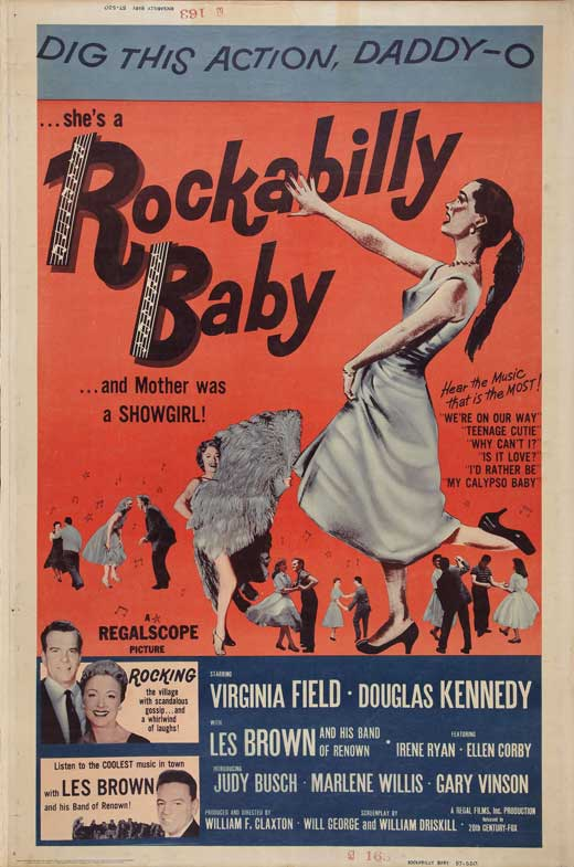 Rockabilly Baby Movie Posters From Movie Poster Shop