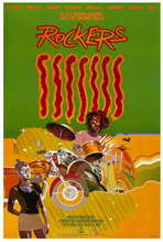 Rockers - 27 x 40 Movie Poster - Style A